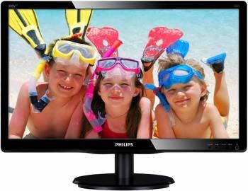 "Монитор 19.5"" Philips 200V4LAB2 (00/01) черный (200V4LAB2)"