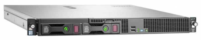 Сервер HPE ProLiant DL20 Gen9 - фото 1