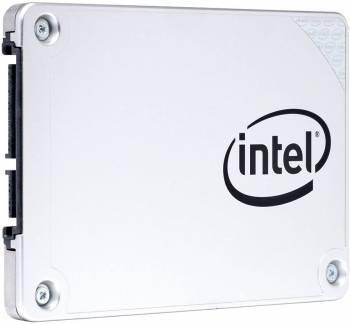 Накопитель SSD Intel 540s Series SSDSC2KW480H6X1, объем накопителя 480Gb, форм-фактор: 2.5, интерфейс: SATA III, тип NAND: TLC, скорость чтения до 560Мб/с, скорость записи до 480Мб/с (SSDSC2KW480H6X1 948573)