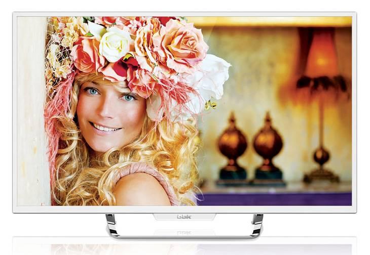 """Телевизор LED 40"""" BBK 40LEM-3035/FT2C белый - фото 1"""