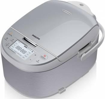Мультиварка Philips HD3095/03 серебристый/серый