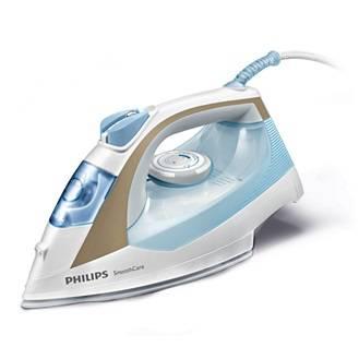 Утюг Philips GC3569 / 20 белый / золотистый