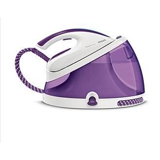 Паровая станция Philips PerfectCare Aqua GC8625/30 белый/фиолетовый