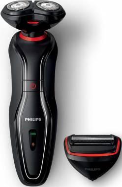 Электробритва Philips S728/17 черный/красный