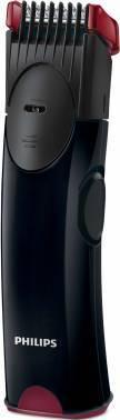 Машинка для стрижки Philips BT1005/10 черный/красный