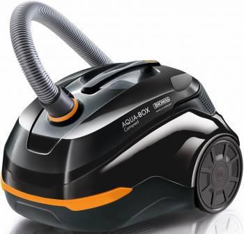 Пылесос Thomas Aqua-Box Compact черный/оранжевый (786533)