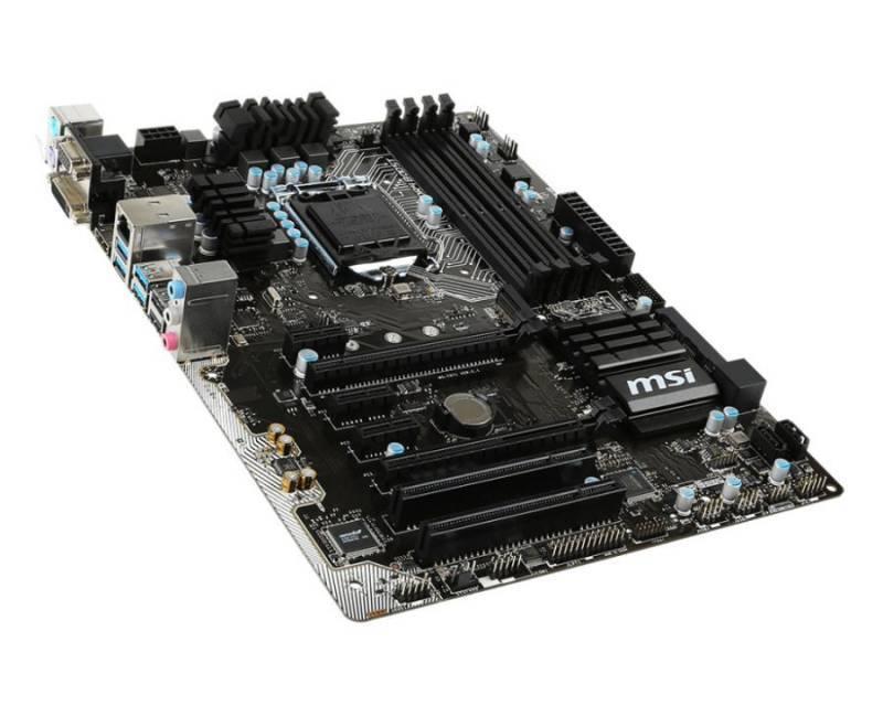 Материнская плата MSI B150 PC MATE Soc-1151 ATX - фото 1