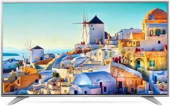 Телевизор LED 43 LG 43UH651V черный, Ultra HD 4K (2160p), частота обновления 100Hz, тюнер DVB-T2, DVB-C, DVB-S2, USB разъем, встроенный WiFi, поддержка Smart TV