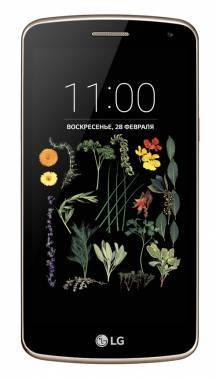 Смартфон LG K5 X220ds 8ГБ золотистый