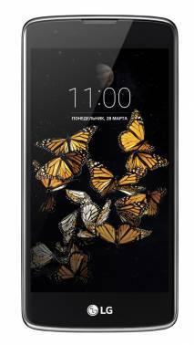 Смартфон LG K8 K350E 16ГБ синий