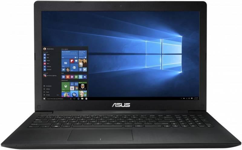 """Ноутбук 15.6"""" Asus X553SA-XX007D (90NB0AC1-M05960) черный - фото 1"""