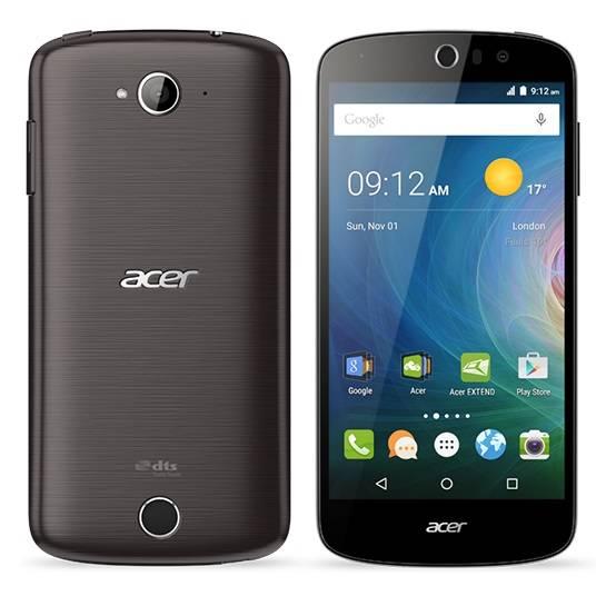 Смартфон Acer Liquid Z530 8ГБ черный - фото 1