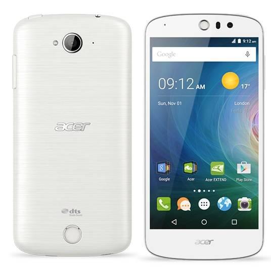 Смартфон Acer Liquid Z530 8ГБ белый - фото 1