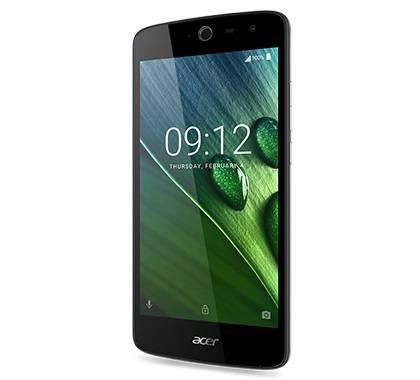 Смартфон Acer Liquid Zest Z528 16ГБ черный - фото 2