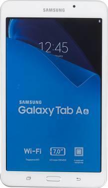 Планшет 7 Samsung Galaxy Tab A SM-T280 8ГБ белый (SM-T280NZWASER)