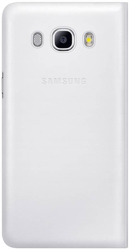 Чехол Samsung Flip Wallet, для Samsung Galaxy J5 (2016), белый (EF-WJ510PWEGRU) - фото 2