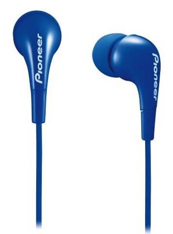Наушники Pioneer SE-CL502-L синий - фото 1