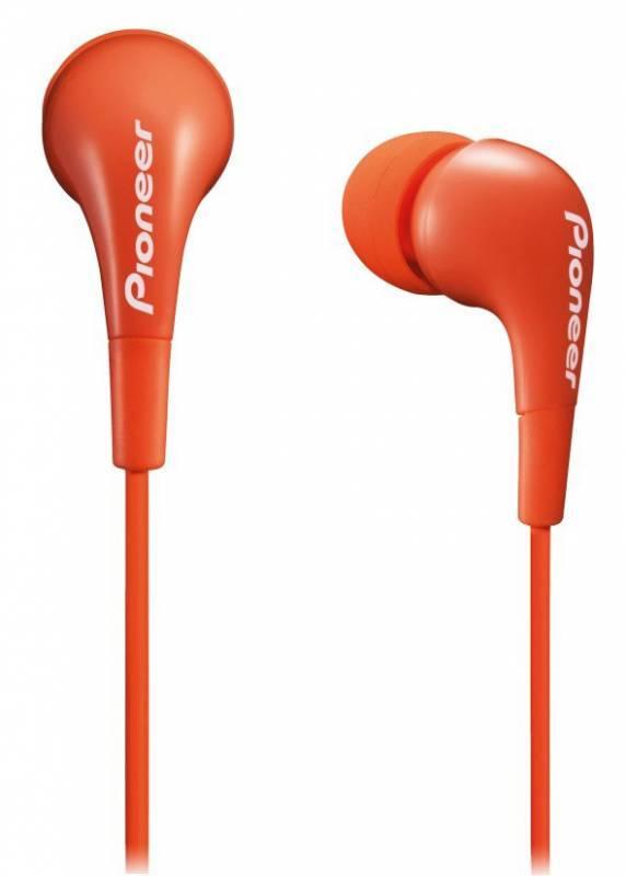 Наушники Pioneer SE-CL502-M оранжевый - фото 1