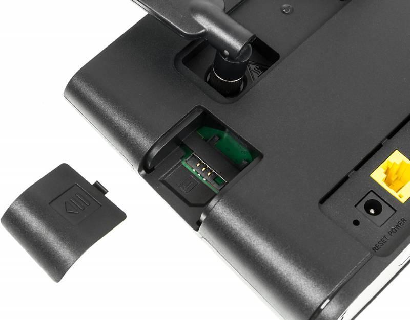 Интернет-центр Huawei B310s-22 черный (B310) - фото 8