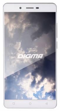 Смартфон Digma S502 3G VOX 8ГБ белый