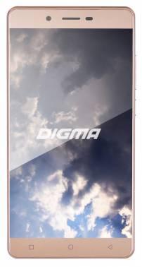 Смартфон Digma S502F 3G VOX 8ГБ золотистый