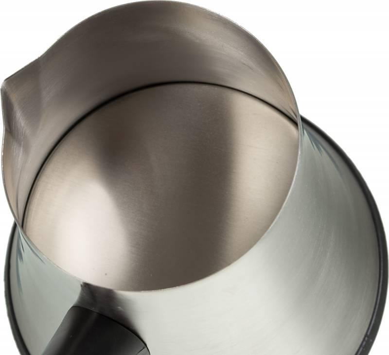 Кофеварка Электрическая турка Sinbo SCM 2916 черный - фото 4
