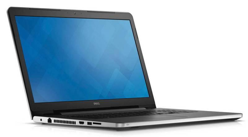 "Ноутбук 17.3"" Dell Inspiron 5758 серебристый - фото 2"