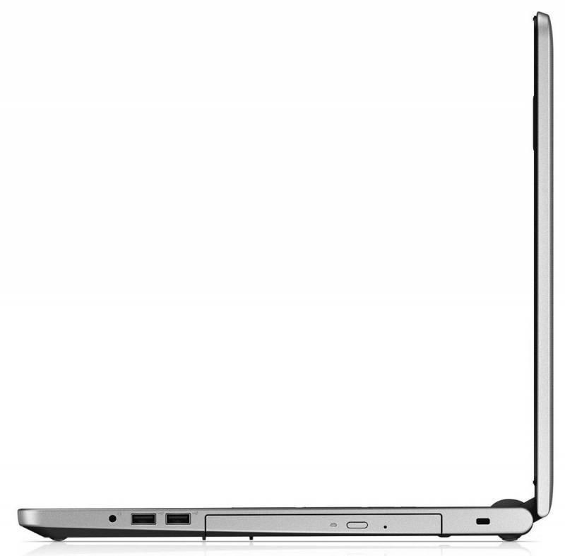 "Ноутбук 17.3"" Dell Inspiron 5758 серебристый - фото 4"