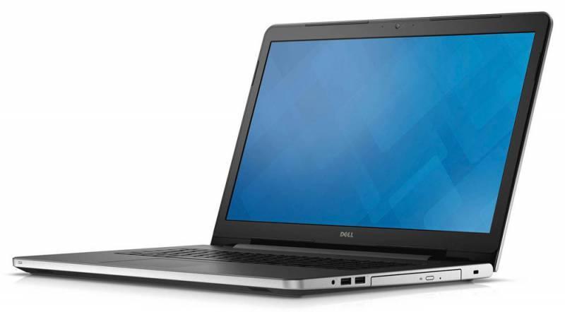 "Ноутбук 17.3"" Dell Inspiron 5758 серебристый - фото 1"