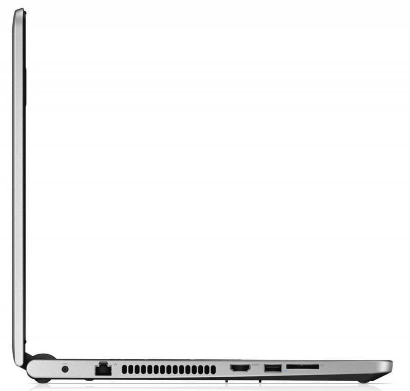 "Ноутбук 17.3"" Dell Inspiron 5758 серебристый - фото 5"