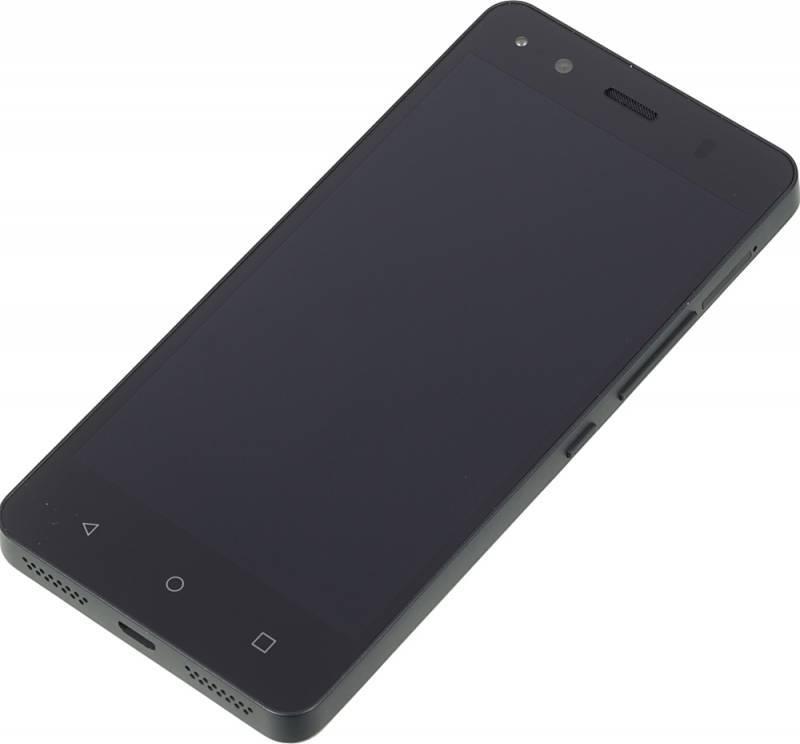 Смартфон BQ Aquaris M4.5 16ГБ черный - фото 2