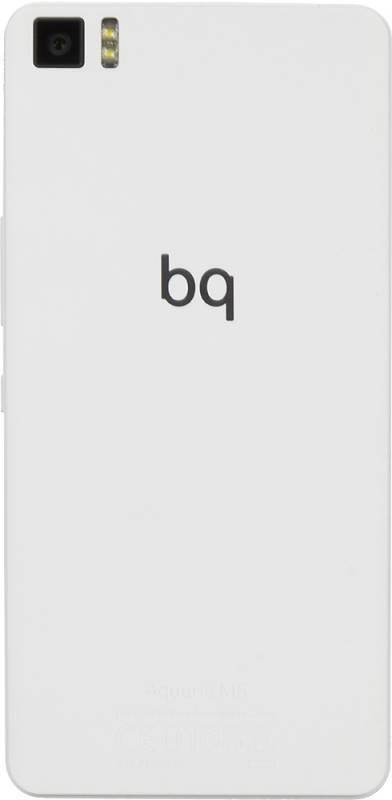 Смартфон BQ Aquaris M5 16ГБ белый - фото 2