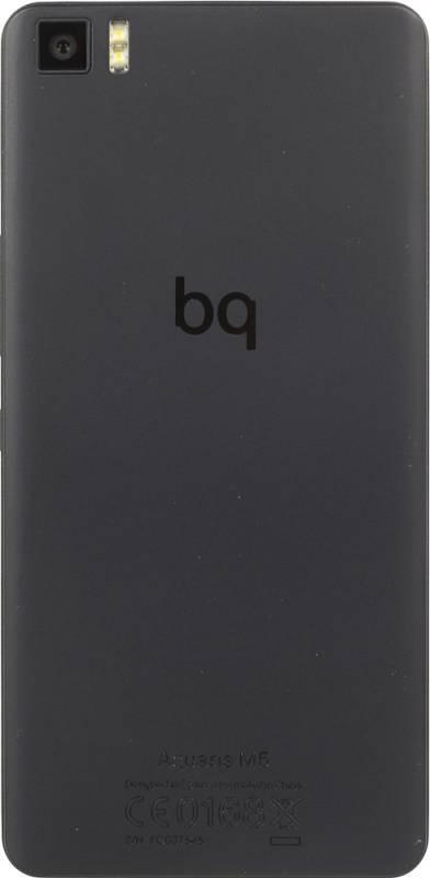 Смартфон BQ Aquaris M5 16ГБ черный - фото 3
