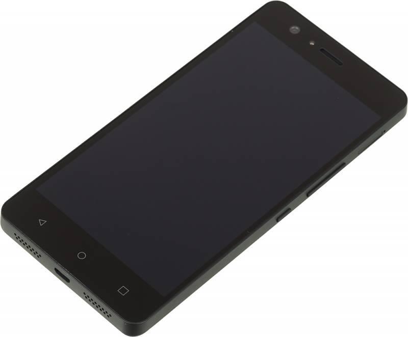 Смартфон BQ Aquaris M5 32ГБ черный - фото 2