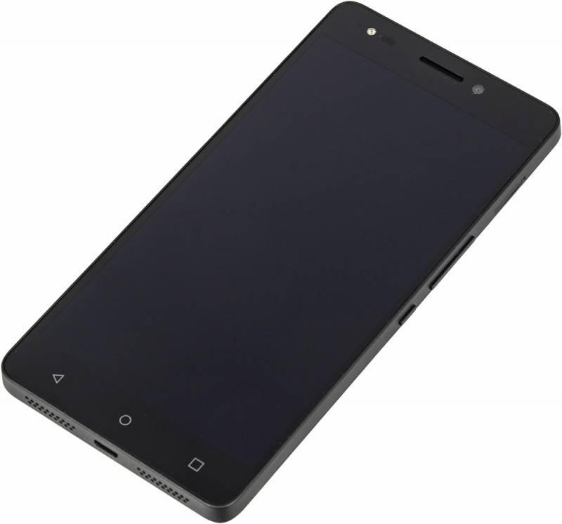Смартфон BQ Aquaris M5.5 16ГБ черный - фото 2