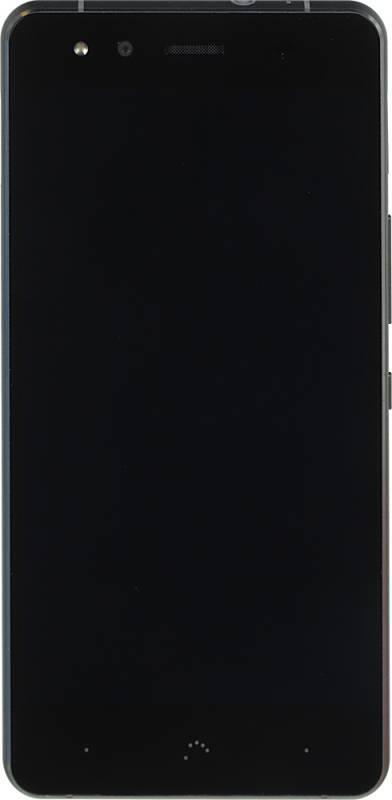 Смартфон BQ Aquaris X5 16ГБ черный/серый - фото 1
