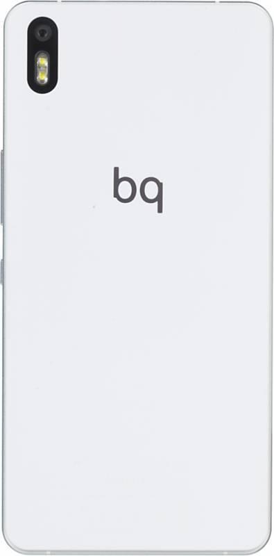 Смартфон BQ Aquaris X5 16ГБ белый/серебристый - фото 2