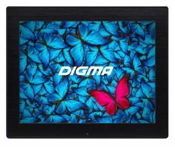 "Цифровая фоторамка 8"" Digma PF-86M черный (PF86MBK)"