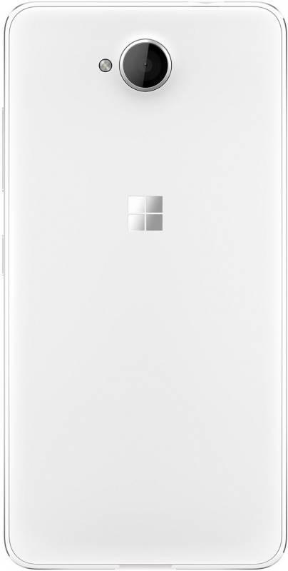 Смартфон Microsoft Lumia 650 Dual Sim 16ГБ белый - фото 3
