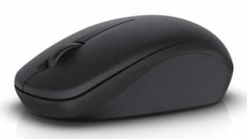 Мышь Dell WM126 черный / Tattoo