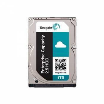 Жесткий диск Seagate Enterprise Capacity ST1000NX0313, объем 1Tb, форм-фактор 2.5, буферная память 128МБ, скорость вращения шпинделя 7200 об/мин, интерфейс SATA-III
