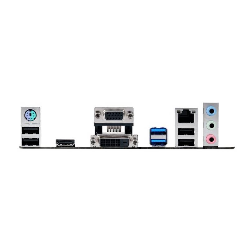 Материнская плата Asus H110I-PLUS Soc-1151 mini-ITX - фото 2