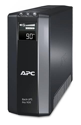 ИБП APC Back-UPS Pro BR900G-RS-W3Y  900ВA - фото 1