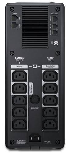 ИБП APC Back-UPS Pro BR1200GI-W3Y  1200ВA - фото 3