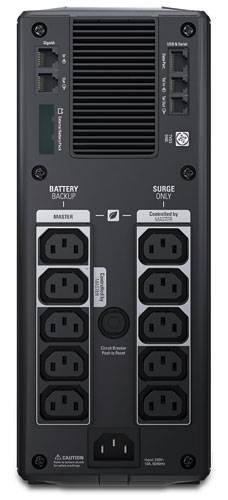 ИБП APC Back-UPS Pro BR1500GI-W3Y черный - фото 3