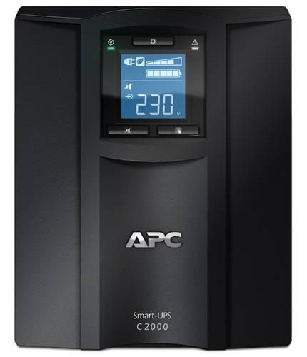 ИБП APC Smart-UPS C SMC2000I-W3Y  - фото 3