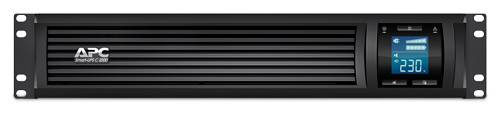 ИБП APC Smart-UPS C SMC2000I-2U-W3Y  2000ВA - фото 3
