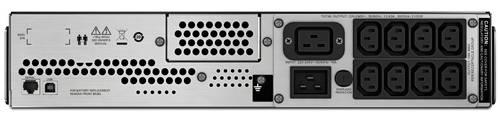 ИБП APC Smart-UPS C SMC3000RMI2U-W5Y  - фото 4