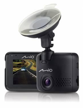 Видеорегистратор Mio MiVue C320 черный