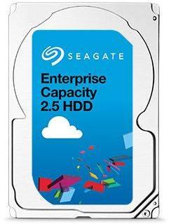 Жесткий диск Seagate Enterprise Capacity ST1000NX0333, объем 1Tb, форм-фактор 2.5, буферная память 128МБ, скорость вращения шпинделя 7200 об/мин, интерфейс SAS 3.0